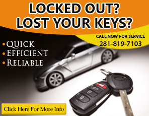 Locksmith Dickinson, TX | 281-819-7103 | Professional Services